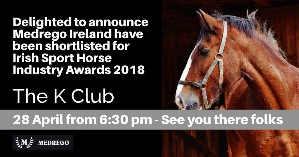 Medrego awards ireland dublin