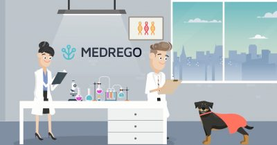 Medrego CaniCell Stem Cell Therapy