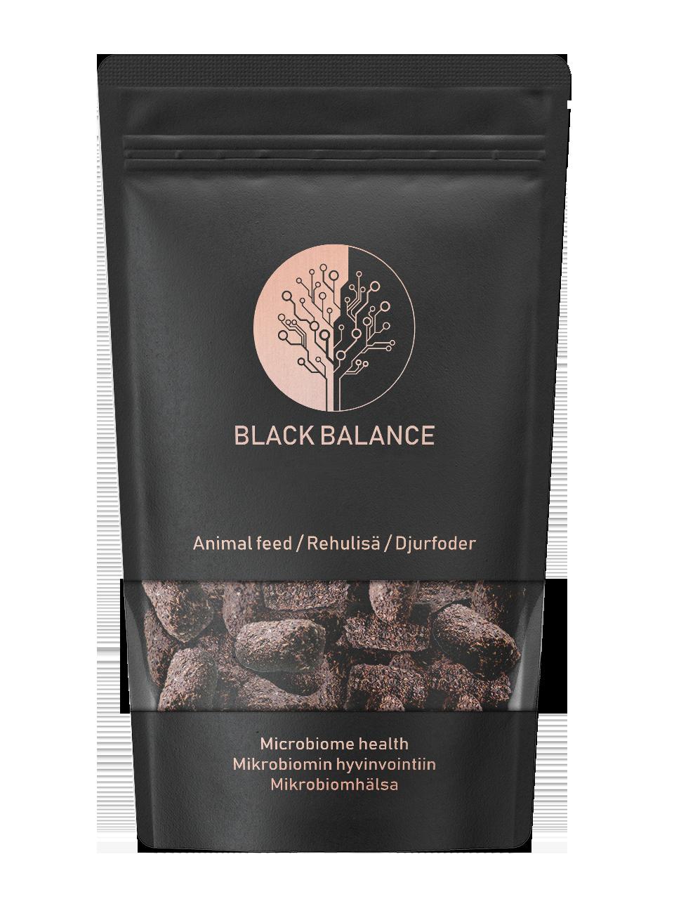 Black Balance by Medrego